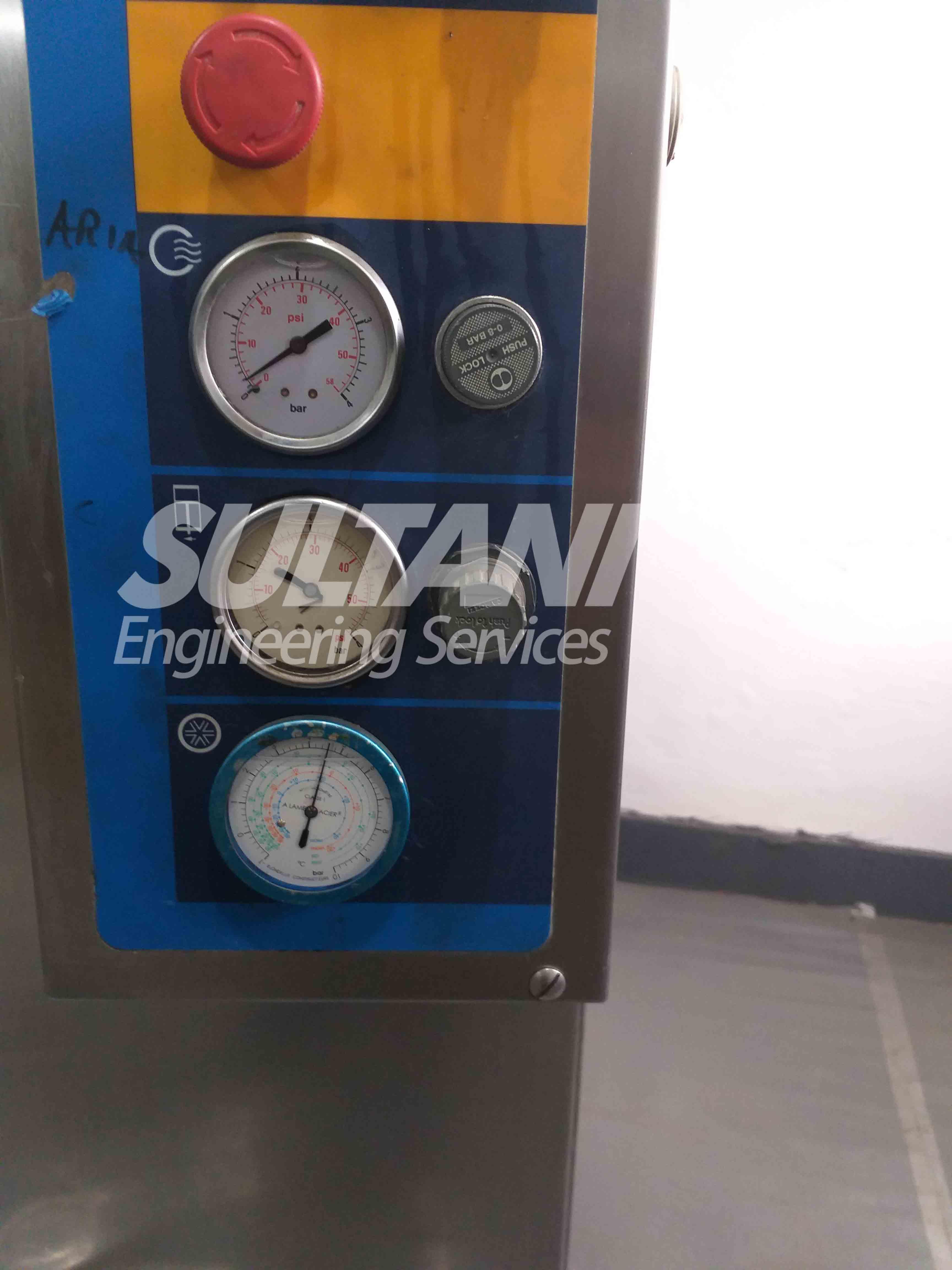 Tetra Pak 600 Ice Cream Continuous Freezer - sultanieng